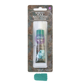 Prima Marketing Art Alchemy - Matte Wax - Sage Leaves - 1 tube, 20 ml / wax paste
