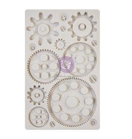 Prima Marketing Finnabair - Moulds - Machine Parts - 1 pc, 5x8 in / silicone