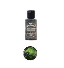 Prima Marketing Art Alchemy-Liquid Acrylic Avocado Green - 1 bottle - 30ml / art paint