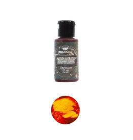 Prima Marketing Art Alchemy-Liquid Acrylic Carmine - 1 bottle - 30ml / art paint