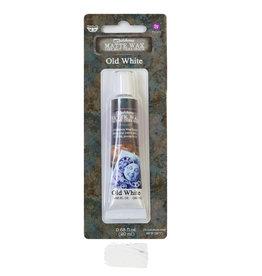 Prima Marketing Finnabair Wax Paste - Old White - 0.68 fl oz (20 ml) / wax paste
