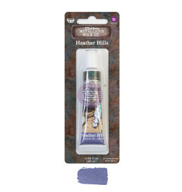 Prima Marketing Finnabair Metallique Wax - Heather Hills  - 1 tin - 20ml / wax paste
