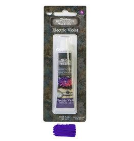 Prima Marketing Finnabair Metallique Wax - Electric Violet  - 1 tin - 20ml / wax paste