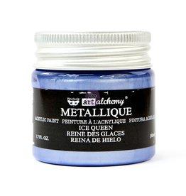 Prima Marketing Art Alchemy - Metallique Acrylic Paint - Ice Queen / acrylic paint