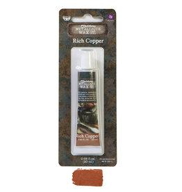 Prima Marketing Art Alchemy-Metallique Wax-Rich Copper / paste, gel, gesso medium