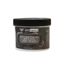 Prima Marketing SOFT GEL IN MATTE 8.5 OZ. / gel, paste, gesso medium