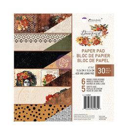Prima Marketing Diamond Collection 6x6 Paper Pad - 30 sheets / paper pad