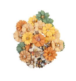 Prima Marketing Prima Flowers® Diamond Collection - Together -  24/ 1 in / mulberry paper