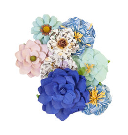 Prima Marketing Prima Flowers® Nature Lover Collection - Nature Lover -  8 pcs / 1.5-2.5 in / mulberry paper