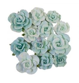 Prima Marketing Prima Flowers® Magic Love Collection - Magical Love -  12 pcs / 1.25-2 in / mulberry paper