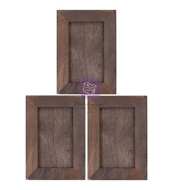 Prima Marketing Nature Lover Collection Wood Frames - 3 pcs / wood