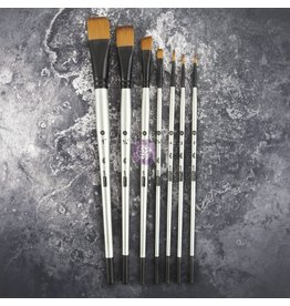 Prima Marketing Art Basics: Brush Set of 7 / art brush