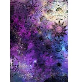 Decoupage Queen Purple Haze