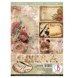 Ciao Bella The Muse Limited Edition Creative Pad A4 9/Pkg