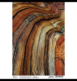 Ciao Bella Rice Paper A4 Red Oak Wood