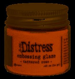 Tim Holtz · Ranger Ranger • Distress embossing glaze Tattered rose