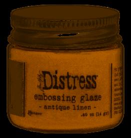 Tim Holtz · Ranger Ranger • Distress embossing glaze Antique linen