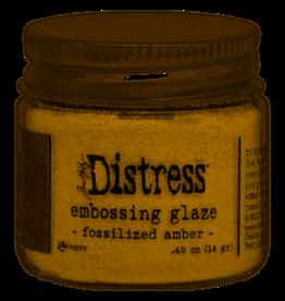Tim Holtz · Ranger Ranger • Distress embossing glaze Fossilized amber