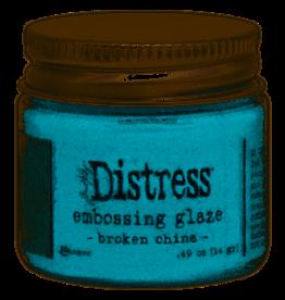 Tim Holtz · Ranger Ranger • Distress embossing glaze Broken china