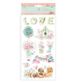Stamperia Chipboard - Circle of Love