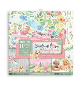 Stamperia Paperpad Stamperia - 20.3 x 20.3 cm - Circle of Love