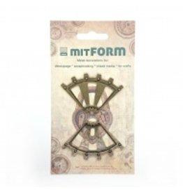 Mitform Mitform Corners 2 Metal Embellishments