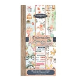 """Stamperia Collectables 10 sheets - 15x30,5 (6""""x12"""") Single Face Celebration"""