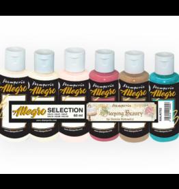 Stamperia Kit 6 Allegro selection Sleeping Beauty
