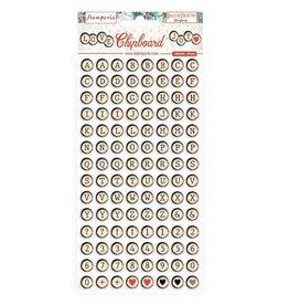 Stamperia Chipboard cm 15x30 - Romantic Christmas