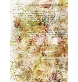 Decoupage Queen Abstract Floral