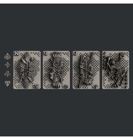 Zuri Design Zuri Mold- Faces of Darkness.