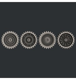 Zuri Design Zuri Mold- Gears 1