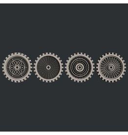 Zuri Design Zuri Mold- Gears 2