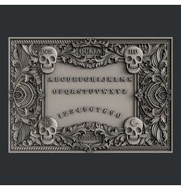 Zuri Design Zuri Mold- Ouija board