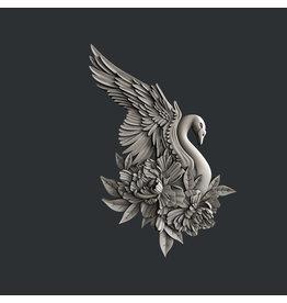 Zuri Design Zuri Mold- Swan Dreams