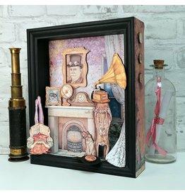 Belinda Basson Shadow Box Frame Workshop - Belinda Basson
