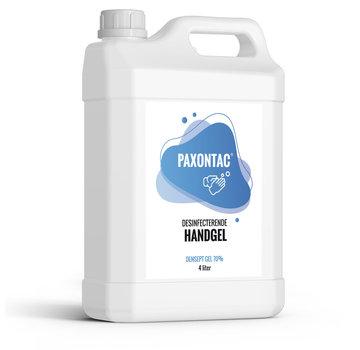 Paxontac Desinfecterende Handgel - 4 liter navulling - Grootverpakking | Paxontac