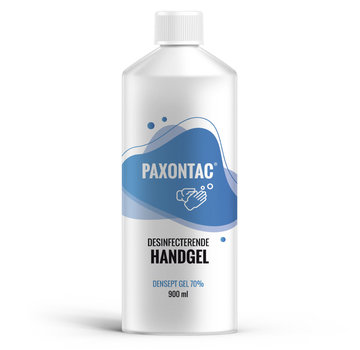 Paxontac Desinfecterende Handgel - 900 ml navulling - Grootverpakking | Paxontac