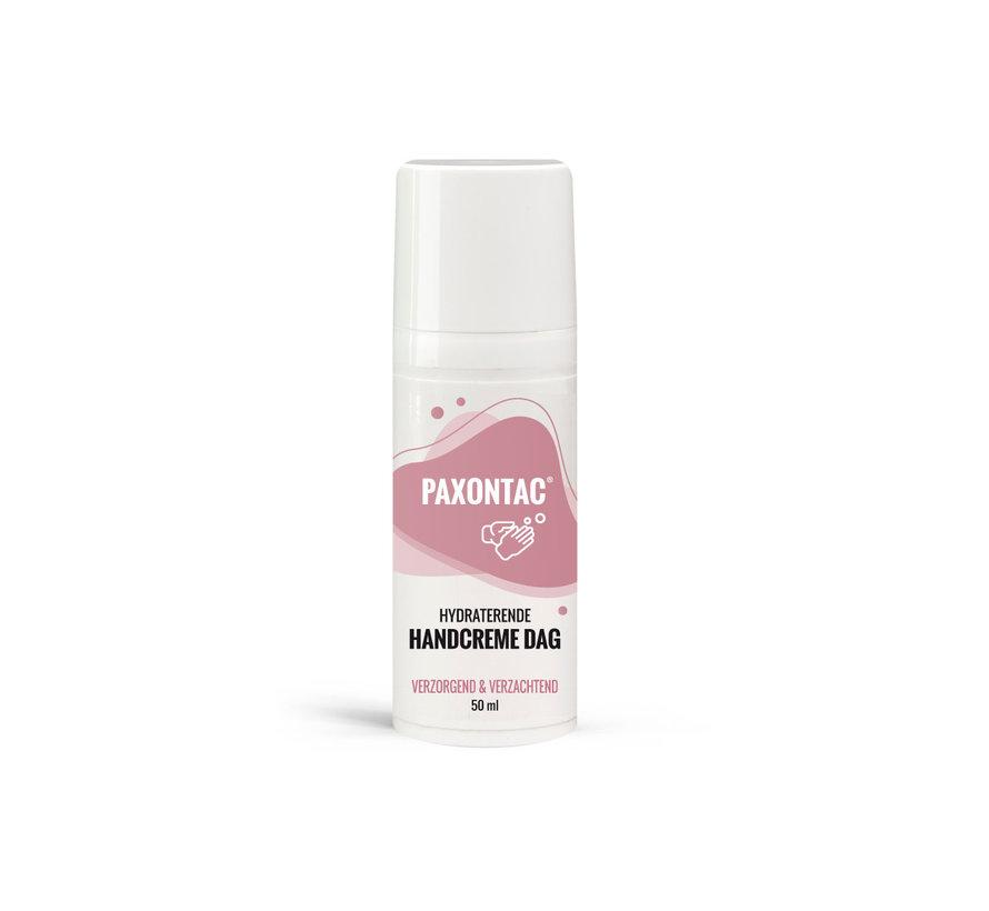 Paxontac Hydraterende Handcrème Dag Met Ureum en AQUAXYL™ Formule | 30% Meer Hydratatie