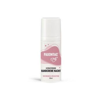Paxontac Hydraterende Handcrème Nacht - Intens herstellende handbalsem voor beschadigde handen | Paxontac