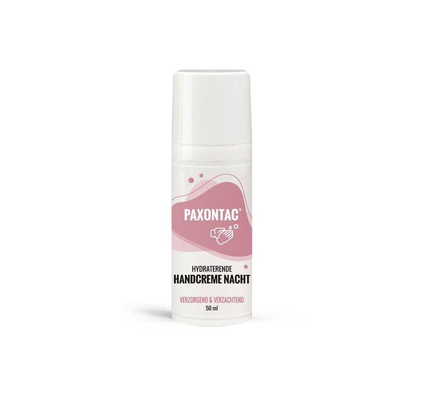 Paxontac Hydraterende Handcrème Nacht Met Ureum en AQUAXYL™ Formule | 30% Meer Hydratatie