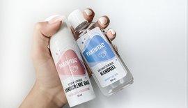 Combineer desinfectiegel met handcrème voor schone handen