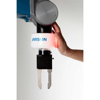 AIRSKIN® by Blue Danube Robotics AIRSKIN Safetyflange