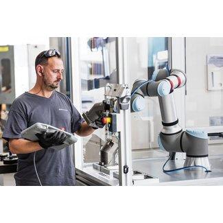 Universal Robots Programmierunterstützung