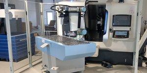Wie Roboter die Arbeit beim Beladen von Maschinen erleichtern