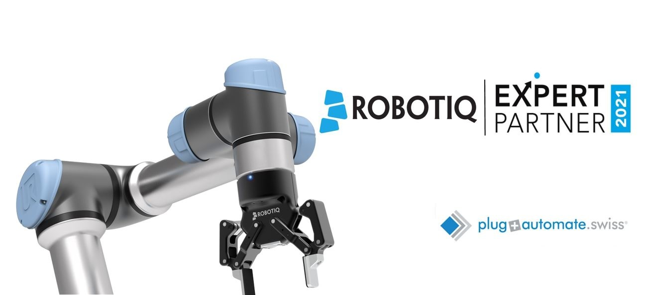 Bachmann Engineering AG ist ROBOTIQ Expert Partner 2021