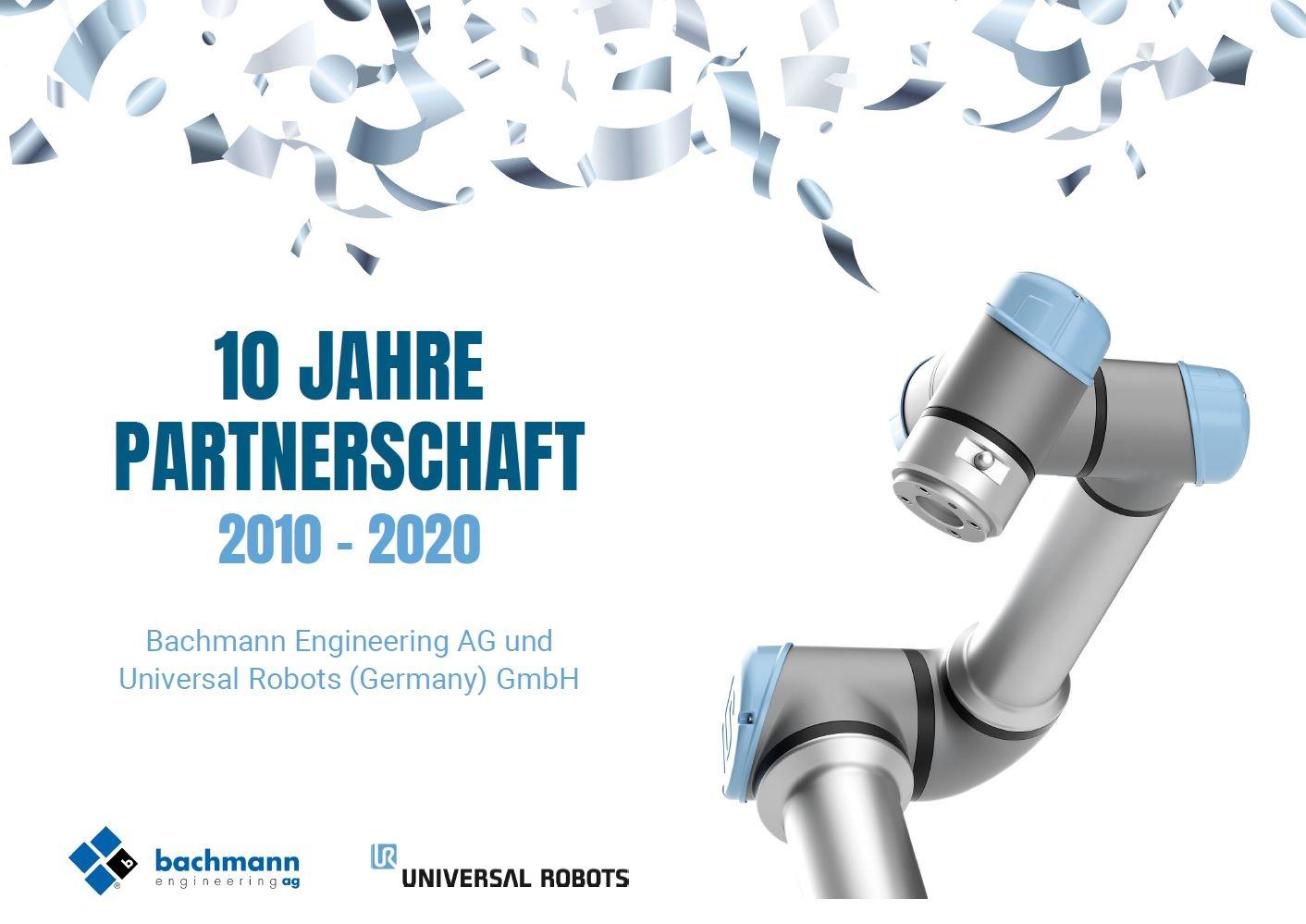 """""""Der Entscheid zur Zusammenarbeit mit Universal Robots war visionär"""""""