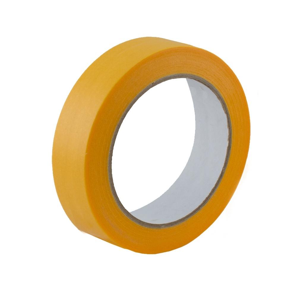 Gold Maskingtape 25 mm - 5 stuks