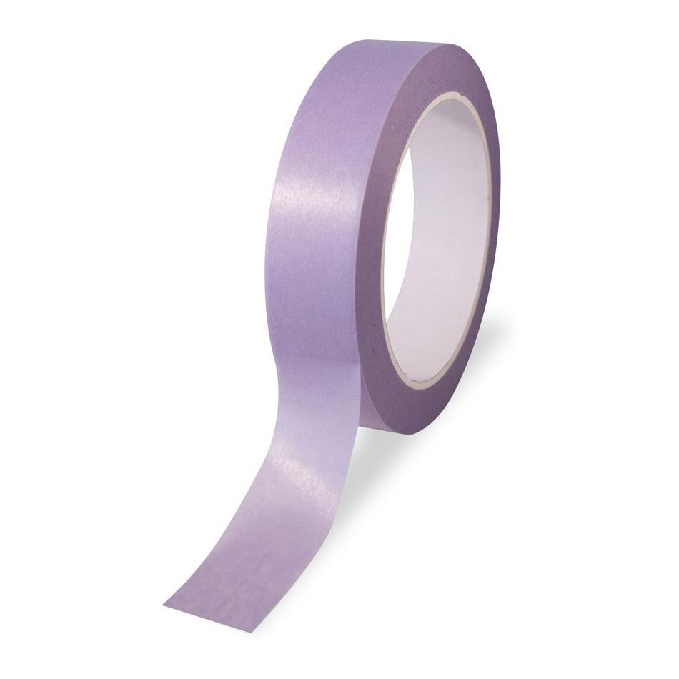 Purple Paarse Maskingtape 25mm 25 mm - 36 stuks (Doos)