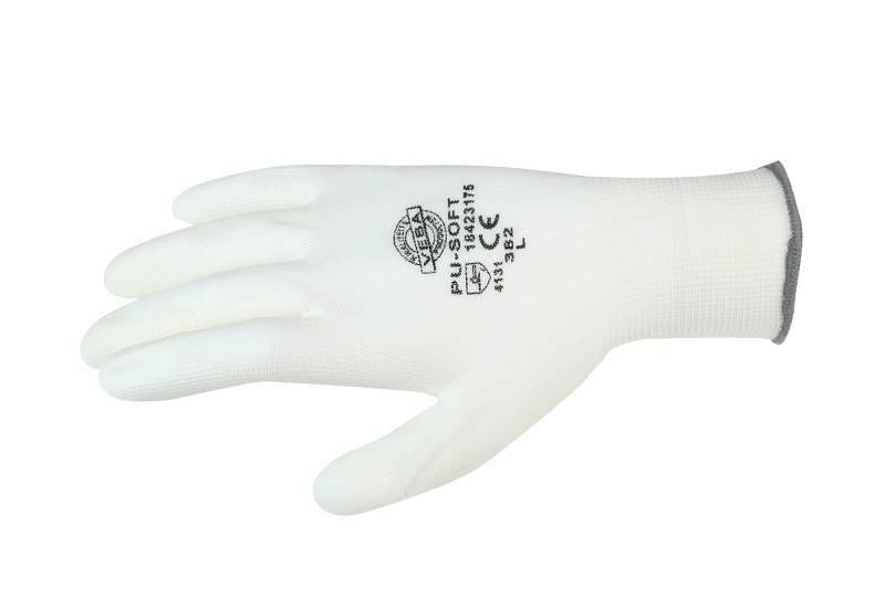 Veba PU Soft Schildershandschoenen Maat L - per set